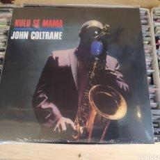 Discos de vinilo: JOHN COLTRANE–KULU SÉ MAMA. LP VINILO NUEVO PRECINTADO.. Lote 279433853