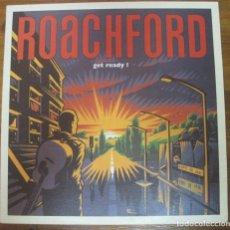 Discos de vinilo: ROACHFORD GET READY !. Lote 279434243