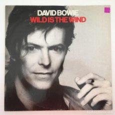 Discos de vinilo: DAVID BOWIE – WILD IS THE WIND UK,1981 RCA. Lote 279451843