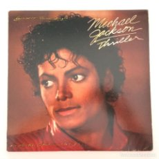 Discos de vinilo: MICHAEL JACKSON – THRILLER USA,1984 EPIC. Lote 279452613