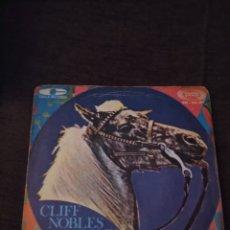 Discos de vinilo: SINGLE DE CLIFF NOBLES. PONY THE HORSE. Lote 279456988