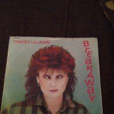 Discos de vinilo: SINGLE DE TRACEY ULLMAN. BREAKAWAY. COTIZADO. Lote 279458178