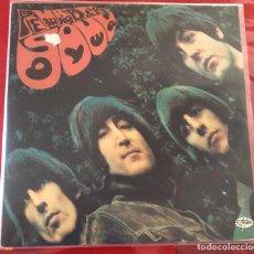 "Discos de vinilo: BEATLES ""RUBBER SOUL"", LP EDICIÓN URSS, 1991. Lote 279462773"