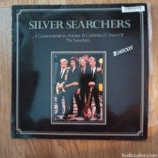 Discos de vinilo: THE SEARCHERS - SILVER SEARCHERS (PRT, 2XLP, UK, 1987). Lote 279500888