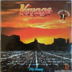 Discos de vinilo: VOYAGE, FLY AWAY, ZAFIRO ZL-239. Lote 279505068