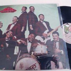 Discos de vinilo: THE TRENIERS-LP HISTORIA DEL ROCK-VOL.IV. Lote 279508783