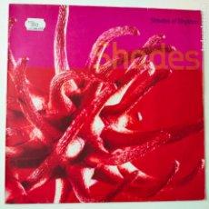Disques de vinyle: SHADES OF RHYTHM- EUROPE LP 1991- VINILO COMO NUEVO.. Lote 279512798