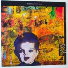 Disques de vinyle: THE GRID- ELECTRIC HEAD- EUROPE LP 1990 + ENCARTE.. Lote 279513438