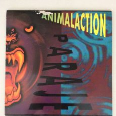 Discos de vinilo: ANIMALACTION. PARAJE.. Lote 279517698
