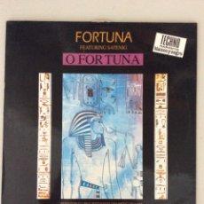 Discos de vinilo: FORTUNA FEATURING SATENIG O FORTUNA.. Lote 279518178