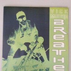 Discos de vinilo: VICK MOORE. BREATHE. Lote 279518373