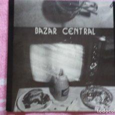 Discos de vinilo: BAZAR CENTRAL,EN LA CUERDA FLOJA Y 5 TEMAS MAS MINI LP DEL 86. Lote 279522723
