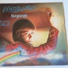 Discos de vinilo: MARILLION - KAYLEIGH - 1985. Lote 279552073