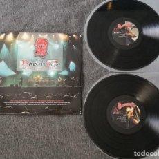 Discos de vinilo: BARÓN ROJO – DESDE BARÓN A BILBAOVINILO LP ROCK MURO ATILA ASFALTO ... ED LIMITADA 300 COPIAS. Lote 279552993