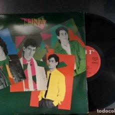 Discos de vinilo: LUNA - LUNA 1 ÁLBUM POP 1983. Lote 279553433