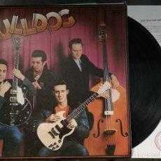 Discos de vinilo: BULLDOG ROCKABILLY 1993 LP VINILO. Lote 279553733