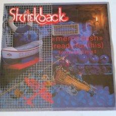 Discos de vinilo: SHRIEKBACK - MERCY DASH (READY FOR THIS) - 1984. Lote 279555793