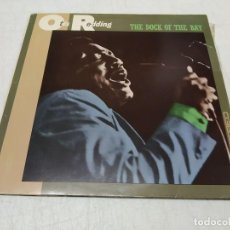 Discos de vinilo: OTIS REDDING – THE DOCK OF THE BAY-EDICION ESPAÑOLA 1983. Lote 279555983