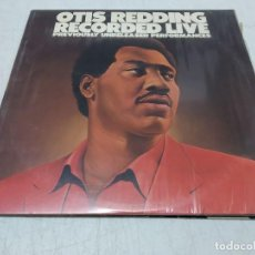 Discos de vinilo: OTIS REDDING - RECORDED LIVE (PREVIOUSLY UNRELEASED PERFORMANCES). Lote 279556058