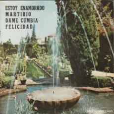 Discos de vinilo: PEDRO GONZALEZ - ESTOY ENAMORADO + 3 (EP LUYTON PROMO 1973). Lote 279566968