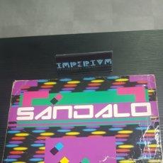 Discos de vinilo: MAXI SINGLE SANDALO ELEJIGBO. Lote 279580568