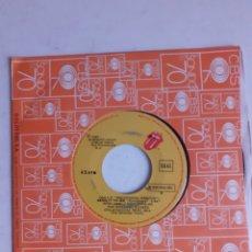 Discos de vinilo: SINGLE DE ROLLING STONES: SHE'S SO COLD, SEND IT TO ME. 1980. FUNDA GENÉRICA. DISCO VG+.CARÁTULA VG+. Lote 279581183