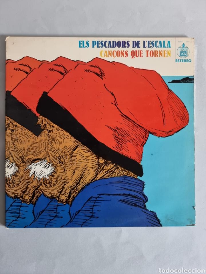 Discos de vinilo: 2 LPs de Sardanas, Habaneras y canciones populares - Foto 2 - 279674368