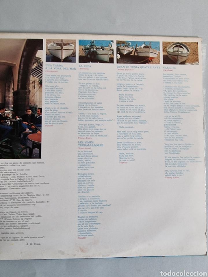 Discos de vinilo: 2 LPs de Sardanas, Habaneras y canciones populares - Foto 5 - 279674368