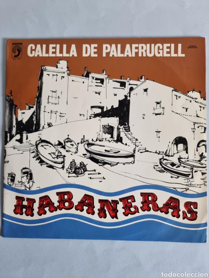Discos de vinilo: 2 LPs de Habaneras, Grup Ventijol y Calella de Palafrugell - Foto 2 - 279741158