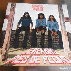 Discos de vinilo: VOX DEI - JEREMIAS, PIES DE PLOMO -, LP, JEREMIAS, PIES DE PLOMO + 8, AÑO 1972 INDUSTRIA ARGENTINA. Lote 280109158
