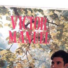 Discos de vinilo: DISCO DE VINILO VICTOR MANUEL. Lote 279970193