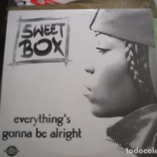 Discos de vinilo: SWEETBOX EVERYTHING'S GONNA BE ALRIGHT. Lote 280122718