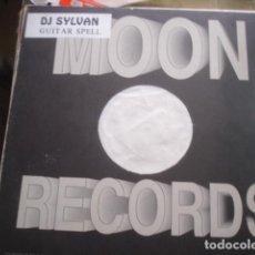 Discos de vinilo: DJ SYLVAN  GUITAR SPELL. Lote 280123113