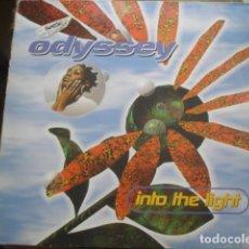 Discos de vinilo: ODYSSEY INTO THE LIGHT. Lote 280123588