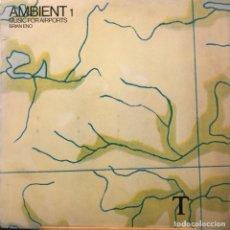 Discos de vinilo: LP ESTADOUNIDENSE DE BRIAN ENO AÑO 1978. Lote 280125783
