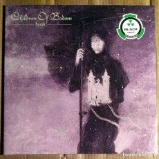 Discos de vinilo: CHILDREN OF BODOM - HEXED 12'' LP GATEFOLD PRECINTADO - DEATH METAL POWER METAL. Lote 280126053