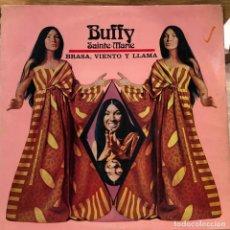 Discos de vinilo: LP ARGENTINO DE BUFFY SAINTE-MARIE AÑO 1967. Lote 280129098