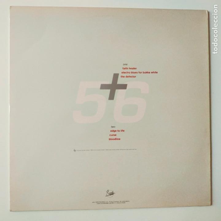Discos de vinilo: RECOIL- BLOODLINE- SPAIN LP 1992 + ENCARTE- DEPECHE MODE- VINILO CASI NUEVO. - Foto 2 - 280158088