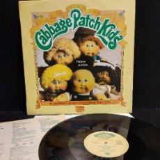 Discos de vinilo: CABBAGE PATCH KIDS / FELICES SUEÑOS / LP - PARKER MUSICA-1984 / MBC. ***/*** LETRAS. Lote 280201153