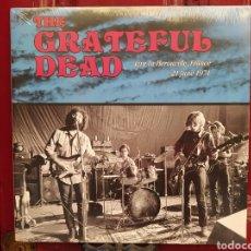 Discos de vinilo: THE GRATEFUL DEAD–LIVE IN HEROUVILLE, FRANCE 21 JUNE 1971. LP VINILO NUEVO PRECINTADO. Lote 280203173