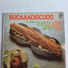 Discos de vinilo: BOCAAADISCOOO LP. Lote 280211633