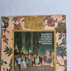 Disques de vinyle: CAMPEONES DEL CAMP; VOL.1, LP. Lote 280216498