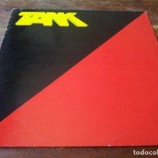 Discos de vinilo: TANK - TANK - LP ORIGINAL GWR RECORDS 1987 EDICION UK. Lote 280217508