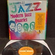 Discos de vinilo: LOS GRANDES DEL JAZZ / 5 / VARIOS ARTISTAS / LP - SARPE-1980 / MBC. ***/***. Lote 280269883
