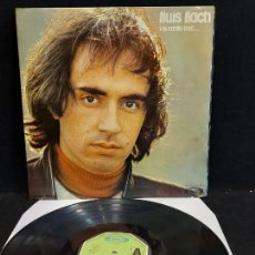 Discos de vinilo: LLUÍS LLACH / I SI CANTO TRIST / LP-GATEFOLD - MOVIE PLAY-1974 / MBC. ***/***. Lote 280272843