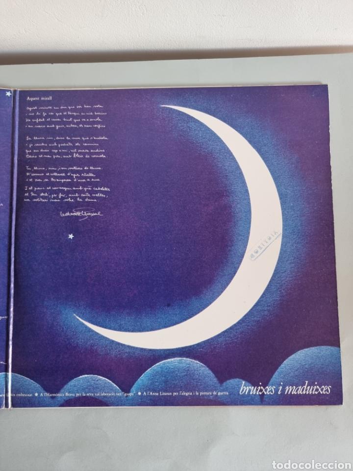 Discos de vinilo: Marina Rossell, bruixes i maduixes, LP - Foto 3 - 280374288