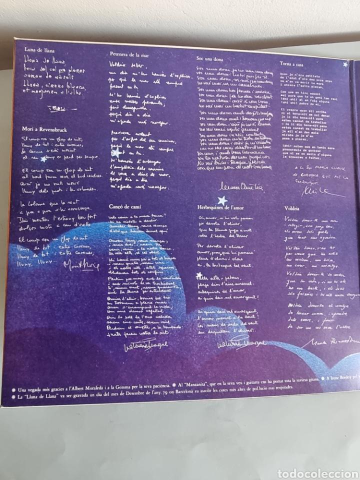 Discos de vinilo: Marina Rossell, bruixes i maduixes, LP - Foto 5 - 280374288