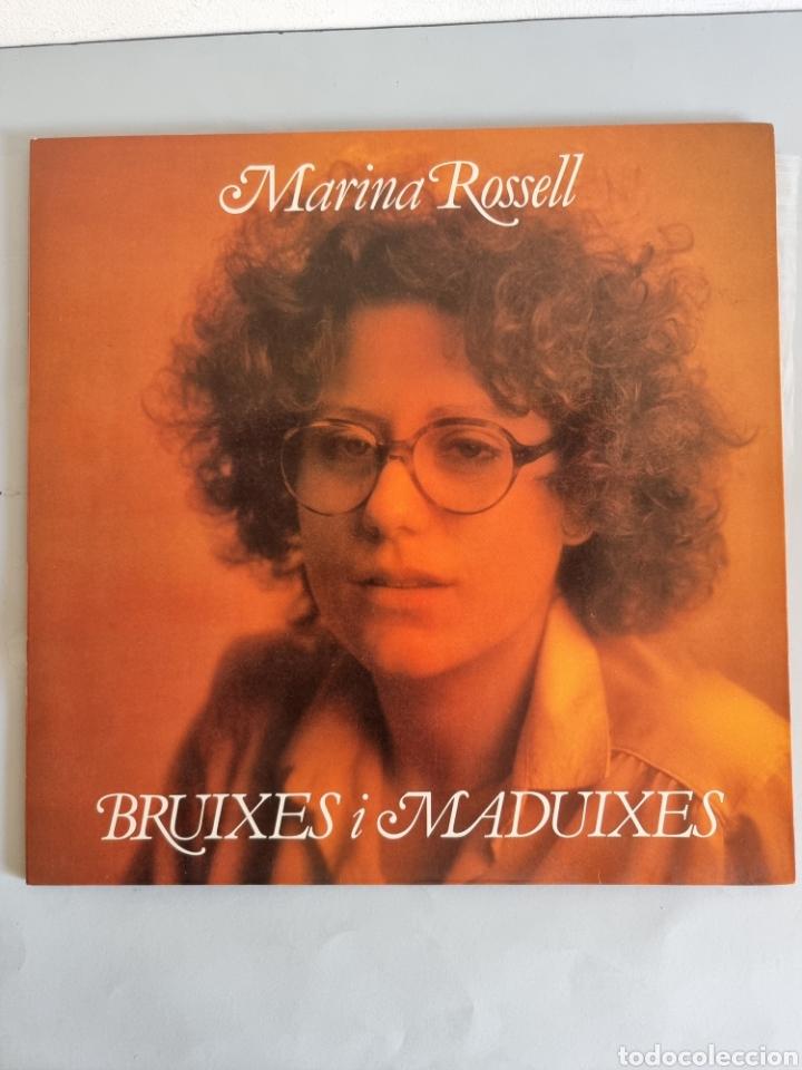 MARINA ROSSELL, BRUIXES I MADUIXES, LP (Música - Discos - LP Vinilo - Otros Festivales de la Canción)