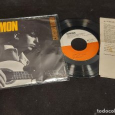 Discos de vinilo: RAIMON / CANÇONS D'AMOR / EP - EDIGSA-1965 / MBC. ***/*** LETRAS. Lote 280385813