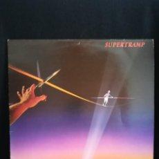 Discos de vinilo: LP SUPERTRAMP - FAMOUS LAST WORDS. ESPAÑA, EXCELENTE CON INSERT IMPRESO. Lote 280403988